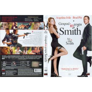 GOSPOD IN GOSPA SMITH (MR & MRS SMITH)